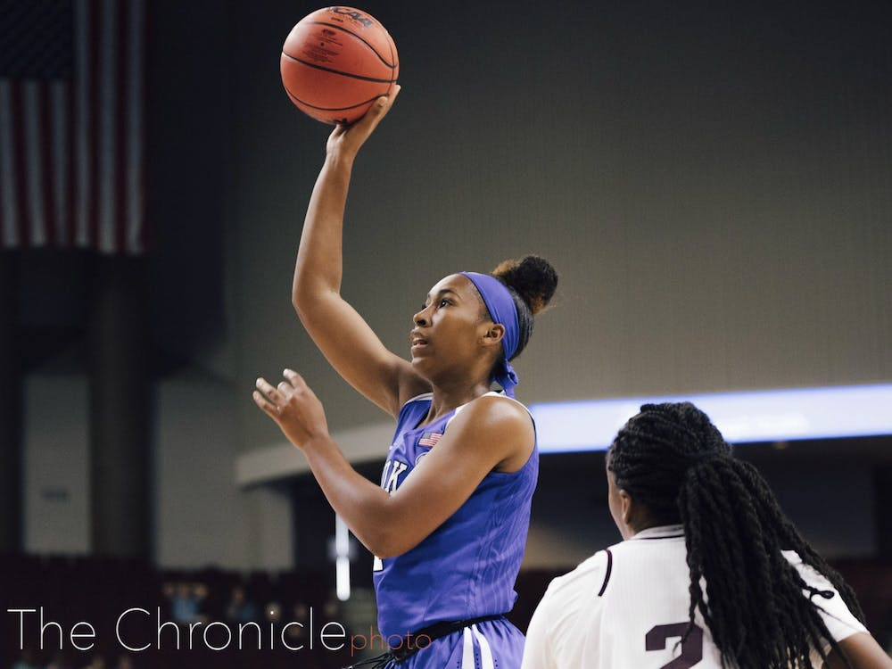 The Blue Devils fell by 21 points To Texas A&M, though the first half was encouraging for Duke.
