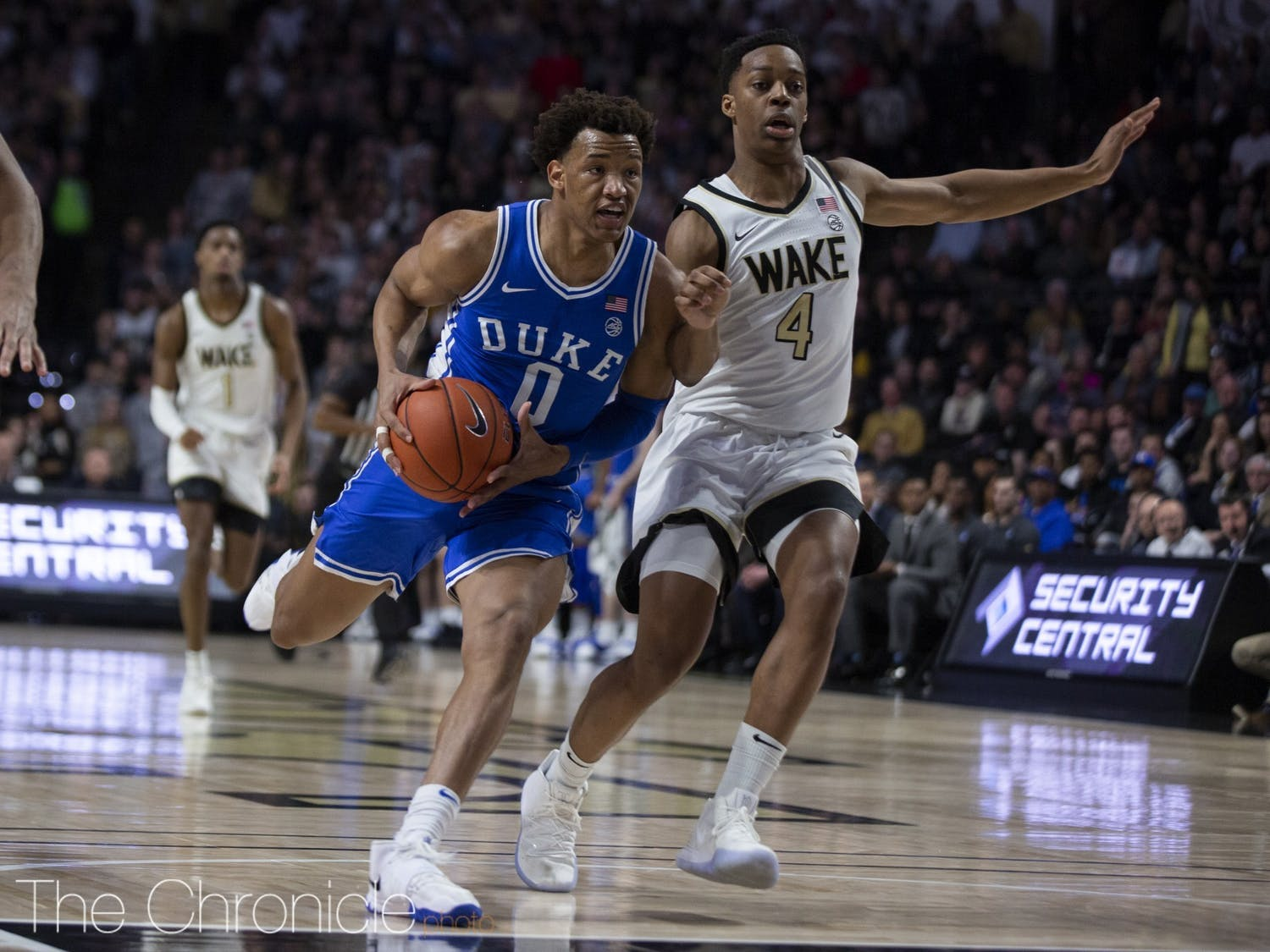 Moore is expected to be one of the leaders of yet another young Duke squad.