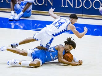 Duke's matchup with North Carolina is a must-win for the Blue Devils as they attempt to find a way into the NCAA tournament.