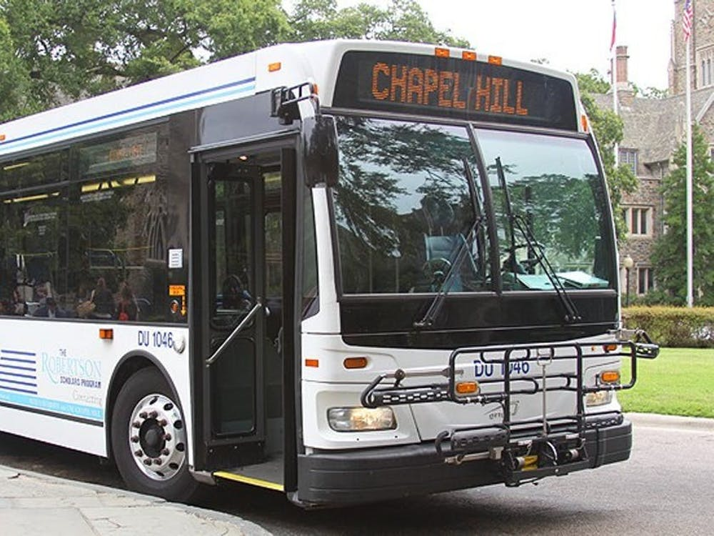 The Robertson Express Bus will now be operated by Carolina Livery. | Chronicle File Photo