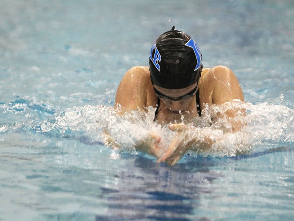 This week, Duke will look to improve on its seventh-place finish at last year's ACC championships.
