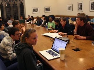 Campus Council members debated some of the issues involved with the University's transition to a house model, including how to de-stigmatize Central Campus, at their meeting Thursday.