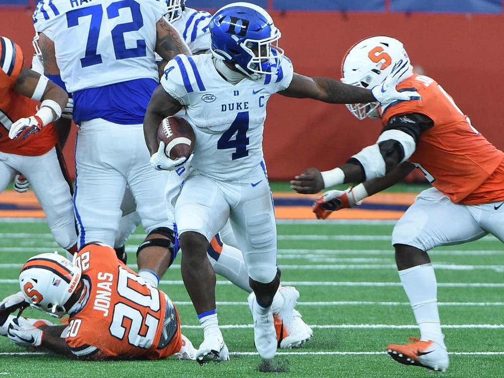 When Jackson performs at a high level, it is a good indication for the Duke offense.