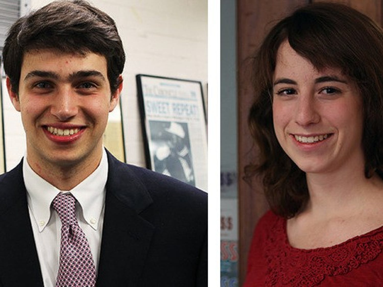 Towerview's fearless leaders: Daniel Carp and Danielle Muoio