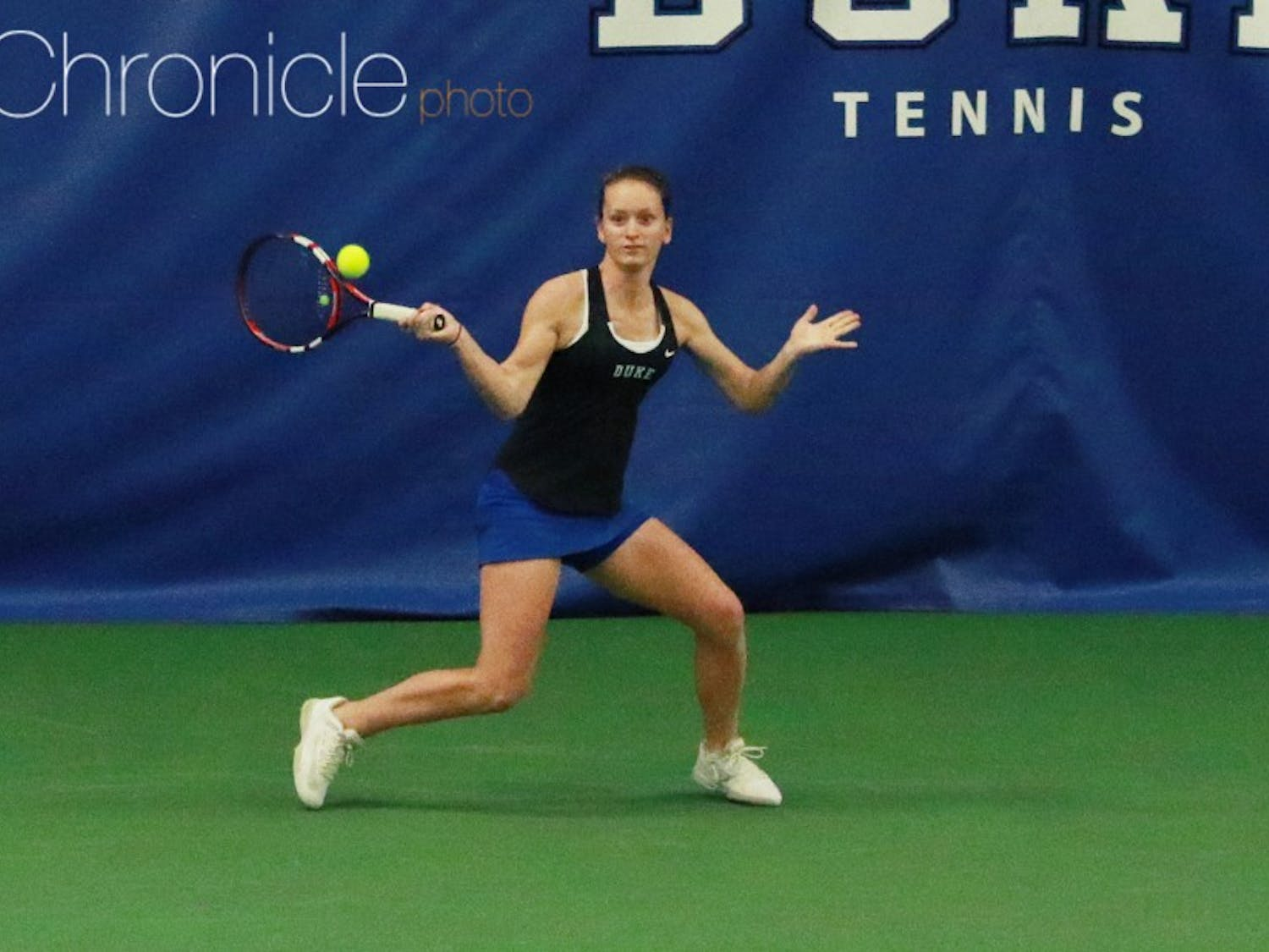 The Blue Devils have won five straight matchups, including three in the ACC, by controlling doubles matches early and putting away big leads in singles.