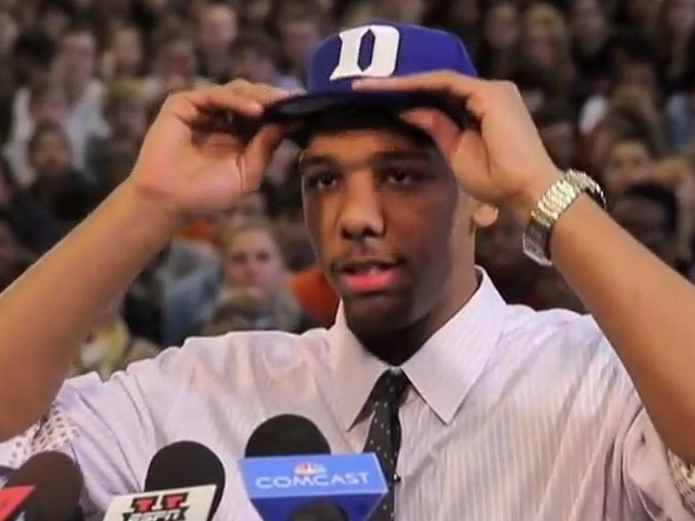 The top-ranked player in his recruiting class, center Jahlil Okafor has the chance to give Duke the type of post presence it hasn't seen in nearly a decade.