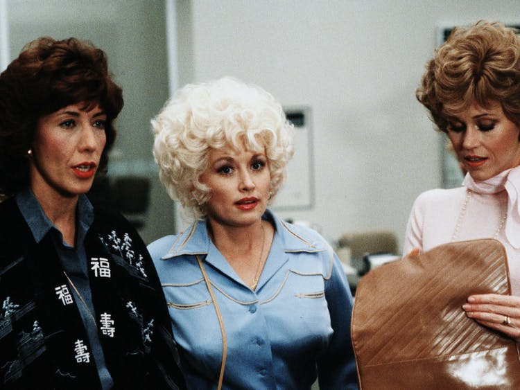 """""""9 to 5"""" succeeds not just because of its timeless message or compelling characters, but because it embraces the power of women who work together."""