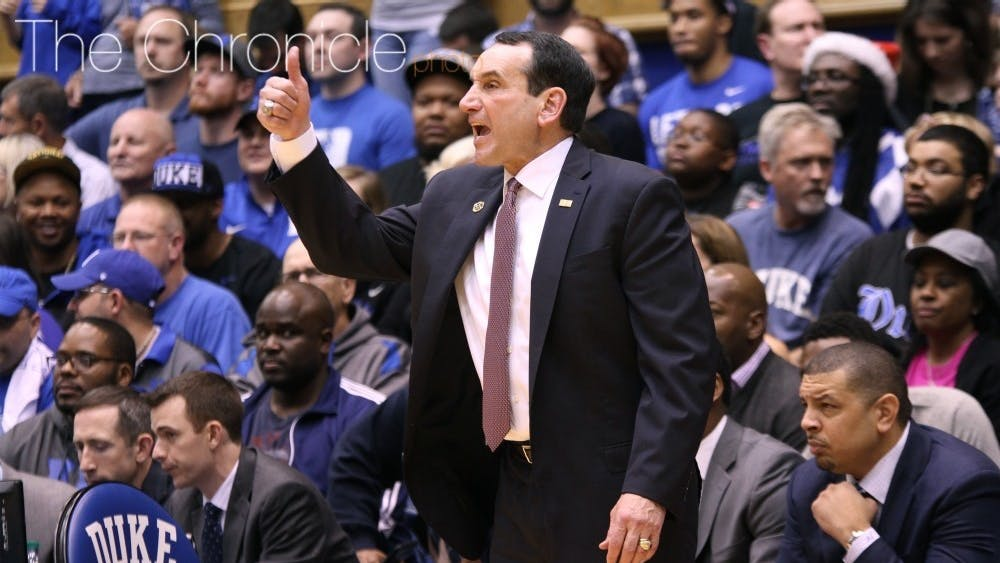 Mike Krzyzewski has won 1,084 games as Duke's head coach. But which win was the best?