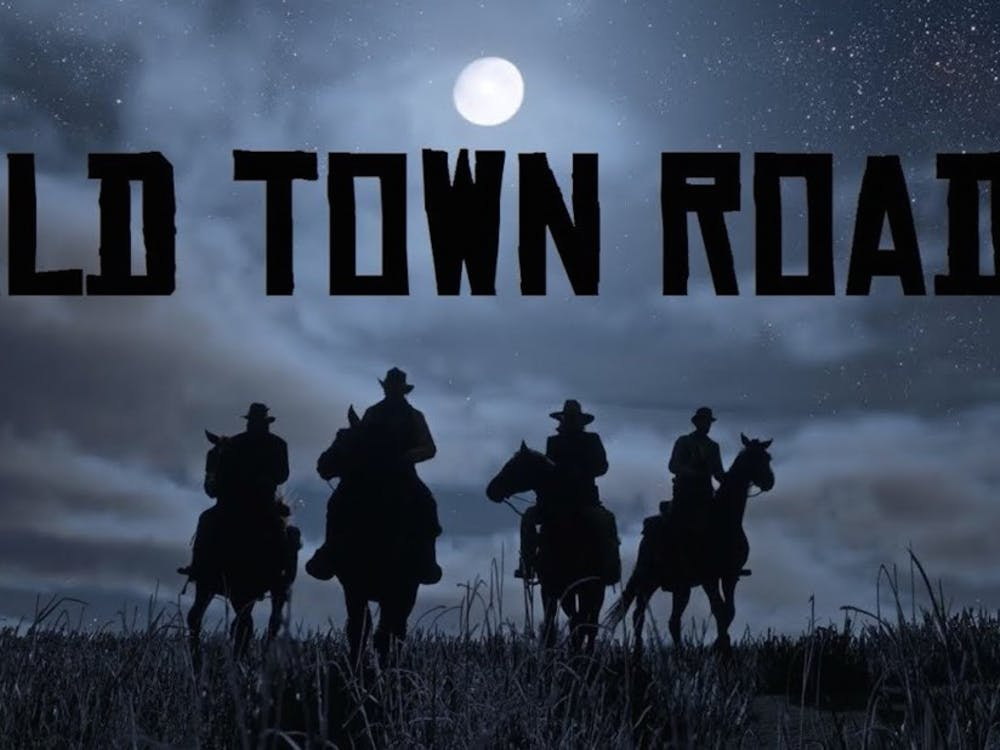 "Lil Nas X released ""Out Town Road"" Dec. 8, but the song was disqualified from the Hot Country Songs chart last month."