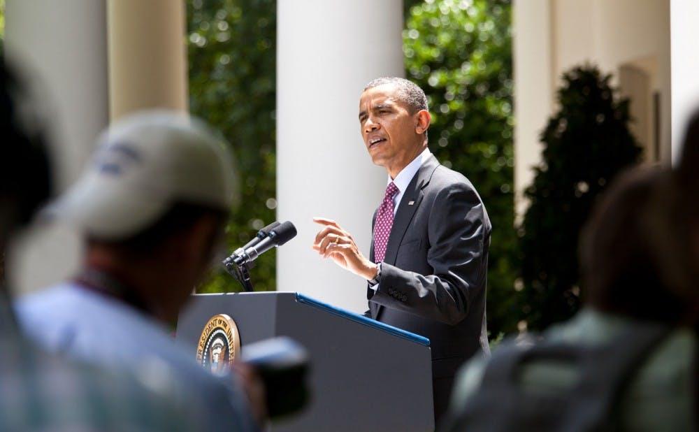 <p>In 2012, President Barack Obama enacted DACA. Photo courtesy of Obama White House Archives.</p>