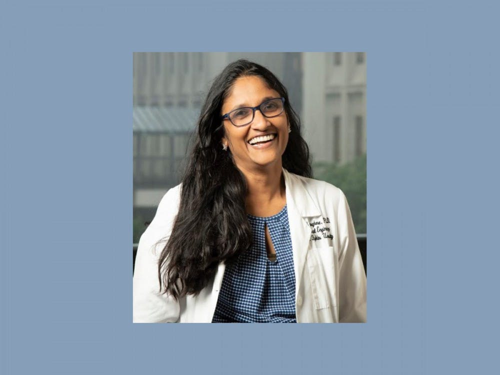 <p>Shyni Varghese and her research team have discovered a drug that may be able to stimulate the body to naturally rebuild bone tissue</p>