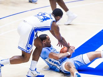 Duke will have a tall task defending North Carolina's four talented post players.