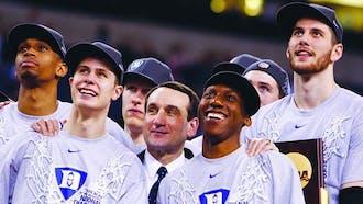 In 2010, Duke men's basketball bested Butler to capture the program's fourth national title.