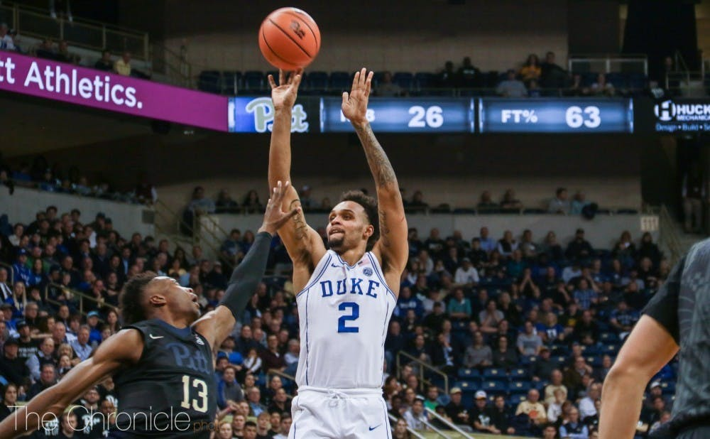 d8eed094d4d Cameron Chronicles roundtable  Breaking down Duke s start to ACC play - The  Chronicle