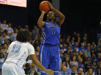 Williams, who suited up for Duke from 2011 through 2015, was one of many athletes to make a statement on Wednesday.