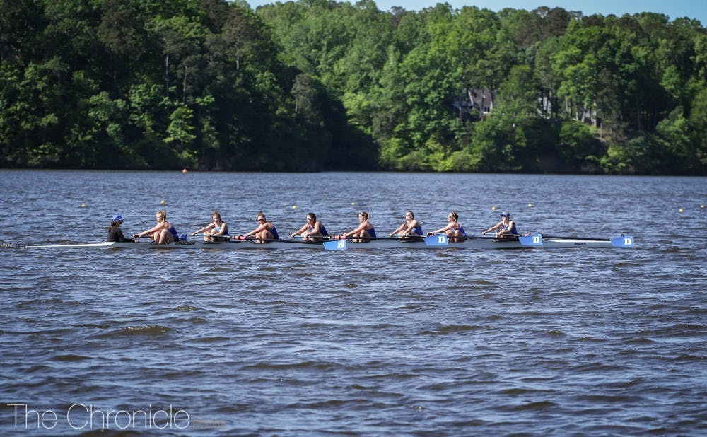 <p>Duke had a very good chance of making a second straight NCAA championships for the first time in program history.</p>