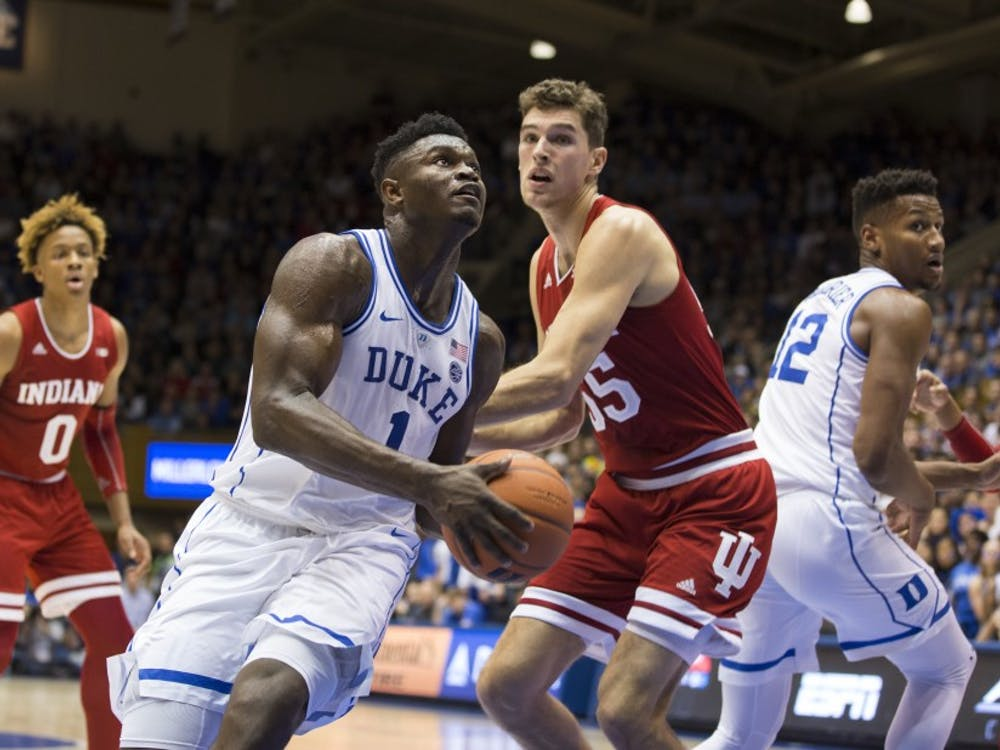 After Zion Williamson's stellar freshman year on the court, he's now headed to a lucrative NBA career, but he first has some business to settle.