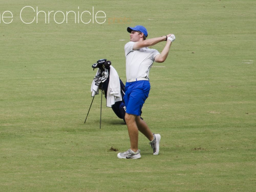 The Blue Devils finished fourth at the Mason Rudolph Championship this weekendwith the postseason now just a few weeks away.