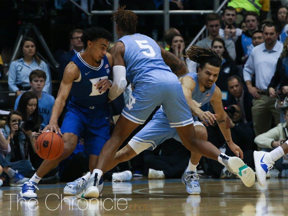 Tre Jones' heroics earned Duke a monumental win against eternal rival North Carolina.