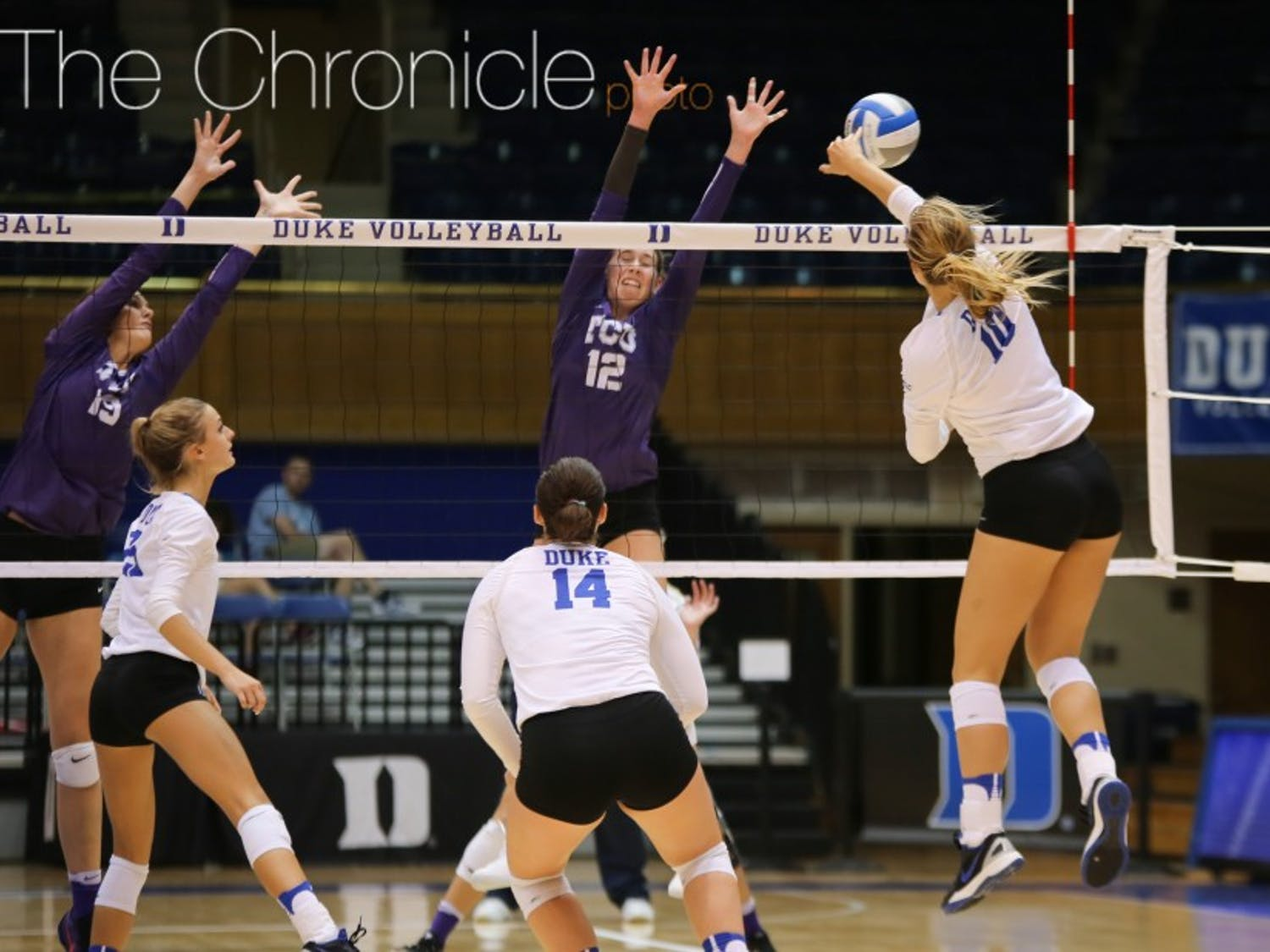 Junior Anna Kropf and company are hoping to hand Pittsburgh its first loss in ACC play.