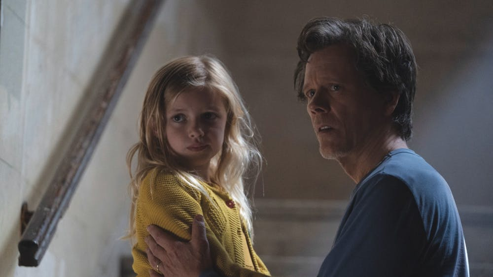 Although Theo is a caring father, he is a distrustful, passively threatening husband whose conflicting actions demonstrate a certain dichotomy to fatherhood.