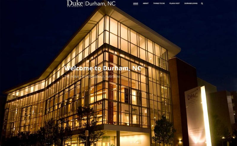 City Of Durham The Chronicle