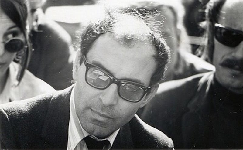 """Jean-Luc Godard's newest film """"The Image Book"""" will be screened at the Rubenstein Arts Center Thursday and Friday."""