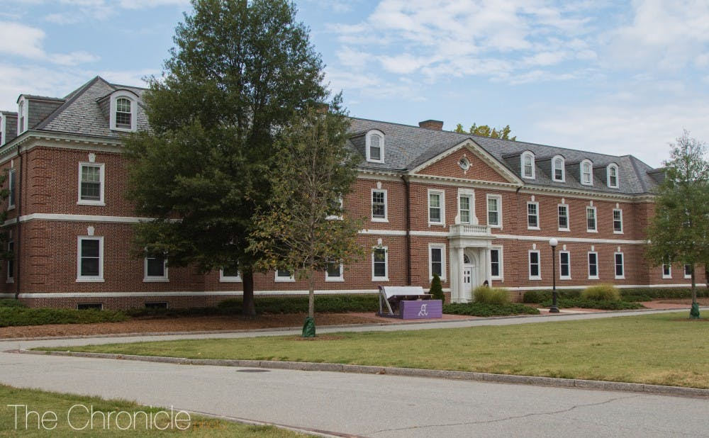 <p>First-years are randomly assigned into houses on East Campus and now have the option of linking with their dorm into a section on West Campus.</p>