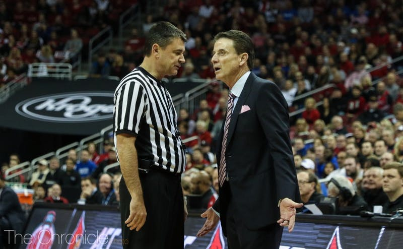Rick Pitino was effectively fired last week when Louisville was discovered to be involved with the ongoing FBI investigation into bribery and corruption in college basketball.