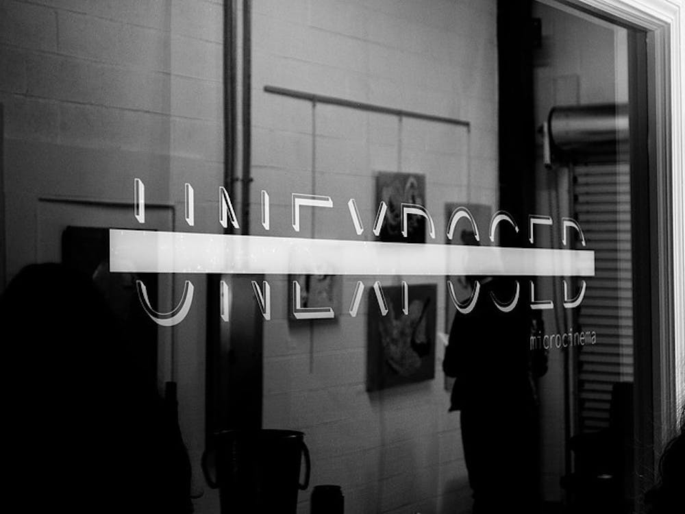 UNEXPOSED Microcinema in Durham promotes experimental film outside of an academic context.