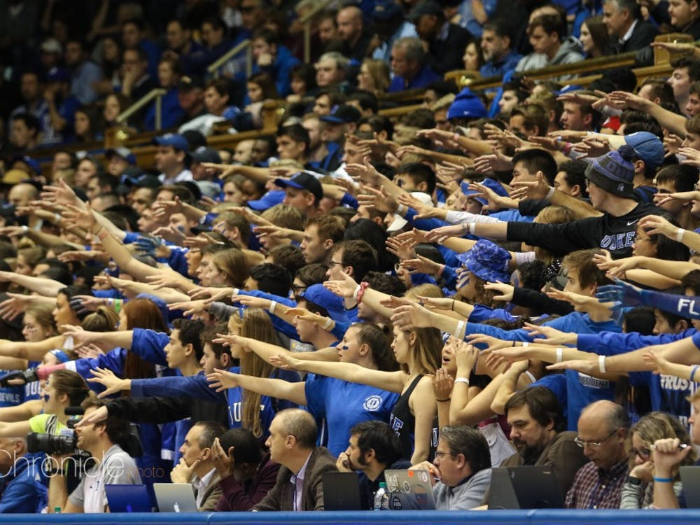 The Cameron Crazies should have a lot to cheer for next season.