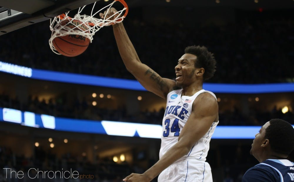 Wendell Carter Jr. will take his talents to the NBA after playing just one collegiate season at Duke, joining three of his other classmates that will leave Durham after their freshman years.