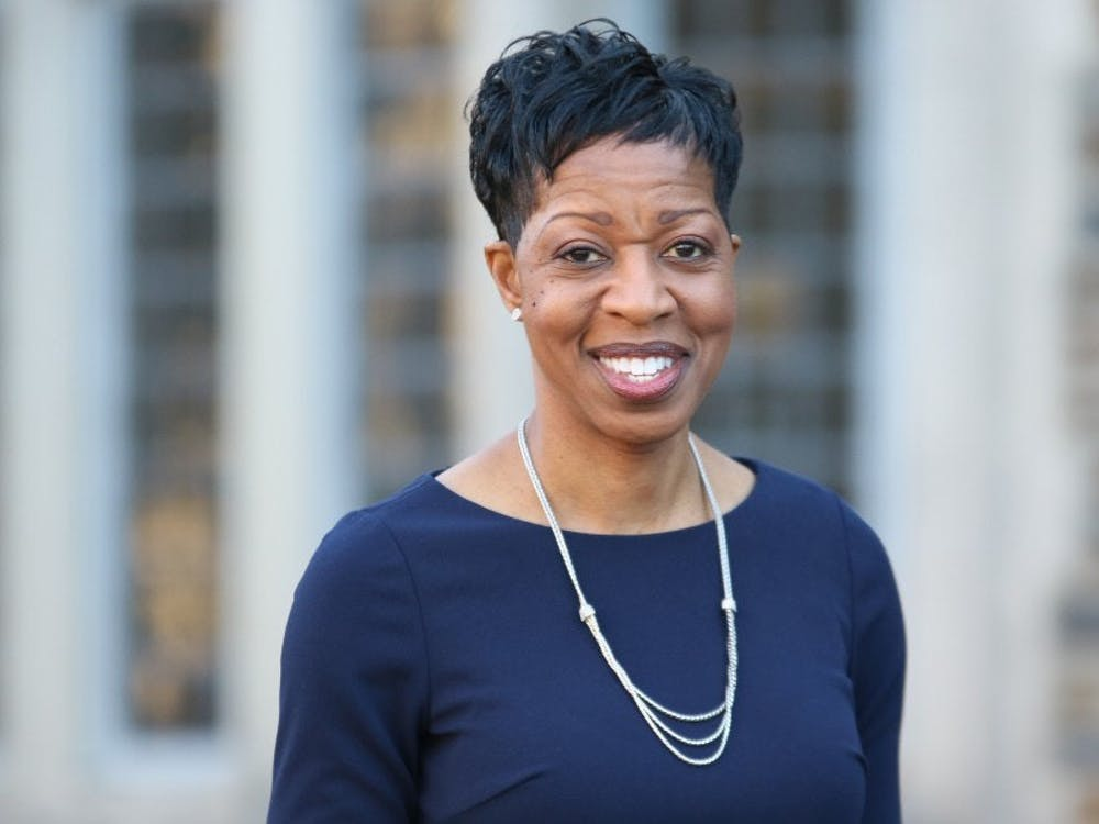 Valerie Ashby is the Dean of Trinity College of Arts and Sciences.