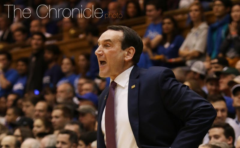 For the second time in as many days, Mike Krzyzewski and the Blue Devils have picked up a top recruit—this time for the Class of 2017.