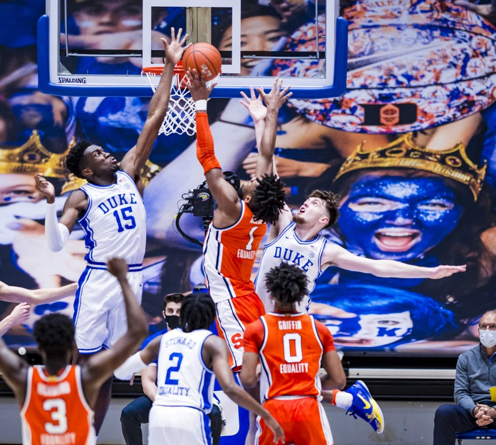 Mark Williams set career-highs with 18 points and 11 rebounds while adding two blocks.