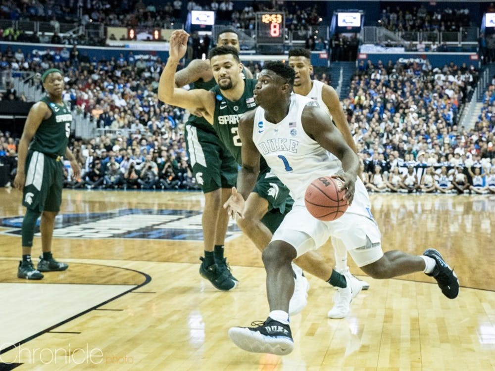 The Blue Devils and Spartans will square off in a rematch of last season's Elite Eight.