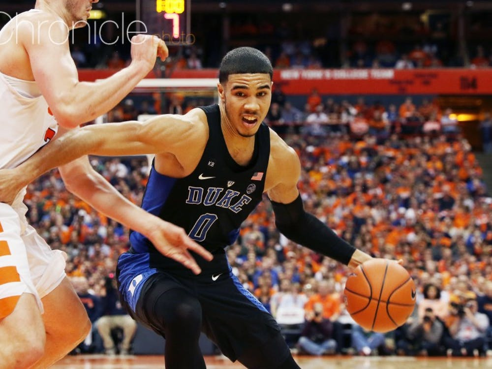 Duke has had rotation players miss 43 games this season and has used 10 different starting lineups as a result.