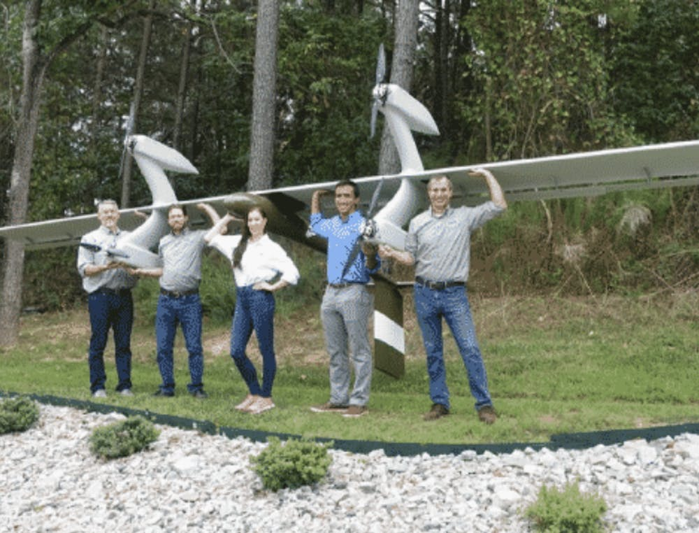 <p>Durham is welcoming sustainable energy company Windlift to the area and hoping to expand jobs and energy sources.</p>