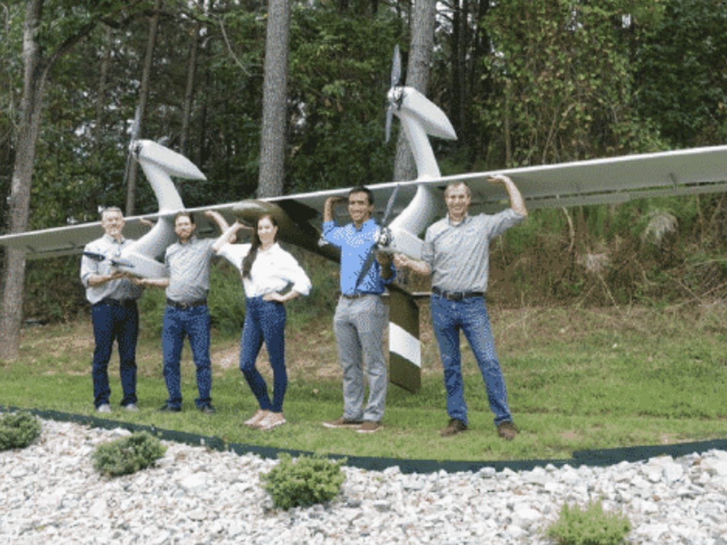 Durham is welcoming sustainable energy company Windlift to the area and hoping to expand jobs and energy sources.