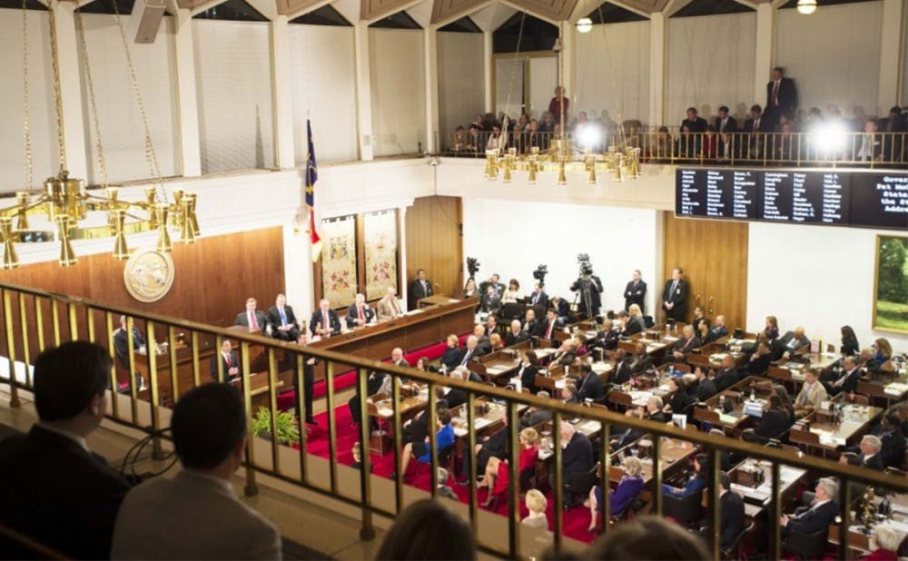 <p>The Charlotte City Council unanimously voted to repeal a local nondiscrimination ordinance that Republicans have argued made HB2 necessary.</p>