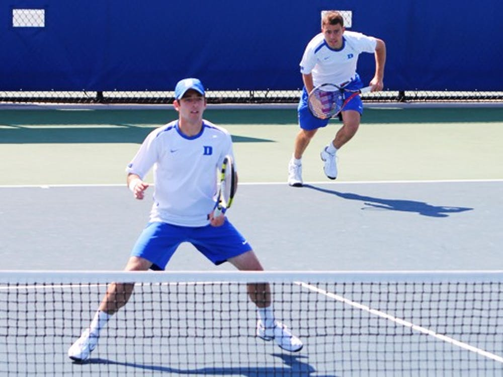 Henrique Cunha and Raphael Hemmeler have teamed up to win their last 10 doubles matches this season.