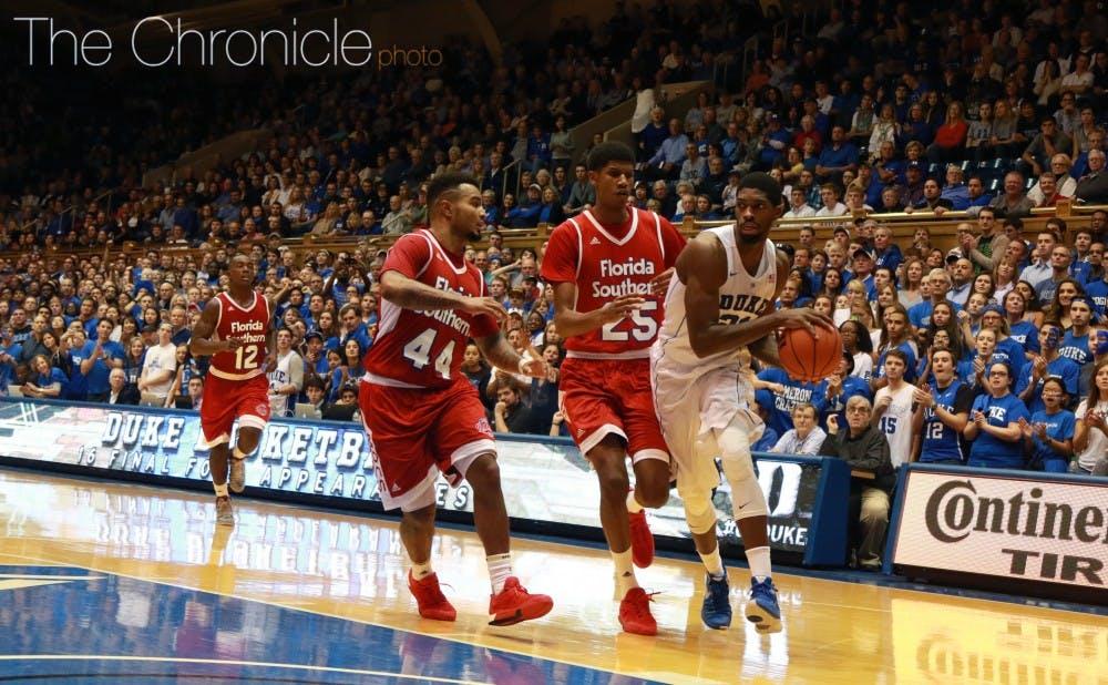 Duke men's basketball closes exhibition slate with Livingstone