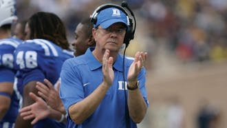 Head coach David Cutcliffe is looking to rebound after a tough 2020 campaign.