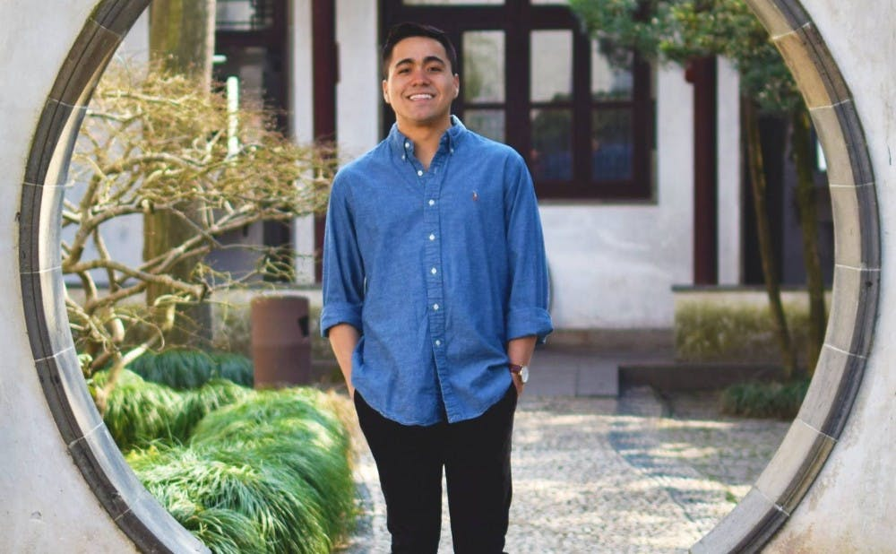 <p>Senior Steven Soto previously served as the vice president for Blue Devils United before becoming president in April.&nbsp;</p>