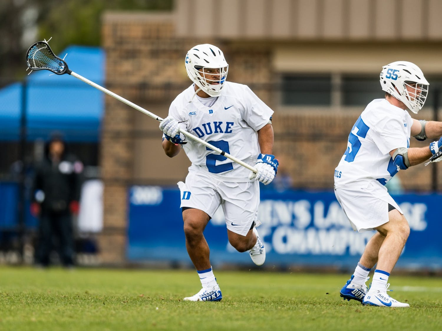 JT Giles-Harris returns as arguably the top defenseman in the country.