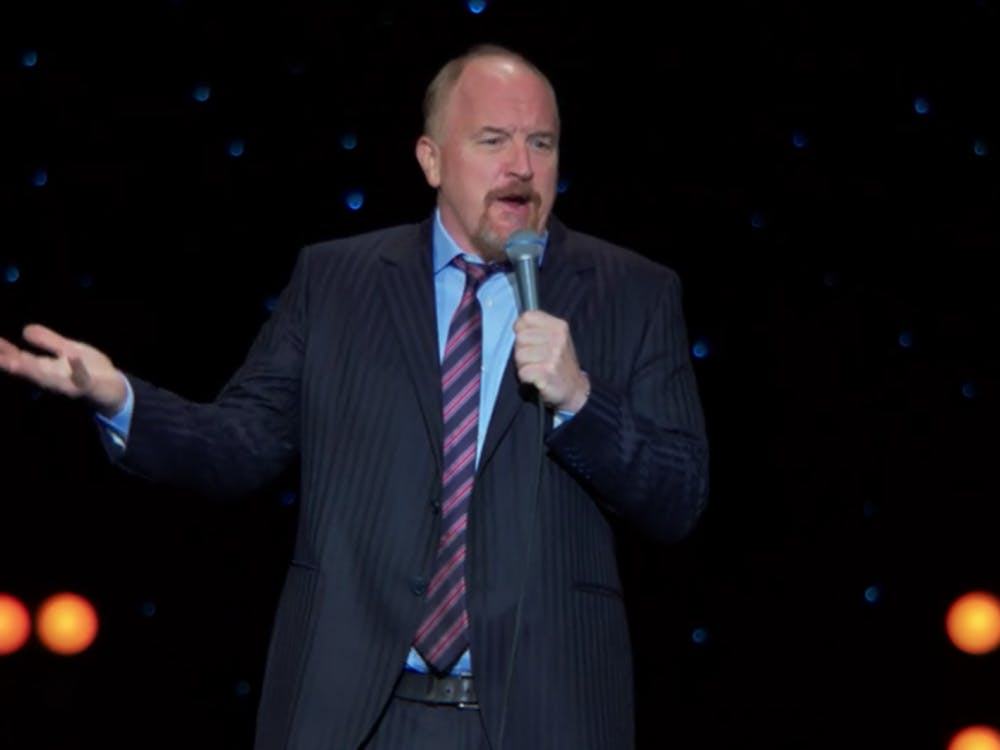 """Louis C.K. tackles sensitive issues in his latest special """"Louis C.K.: 2017."""""""