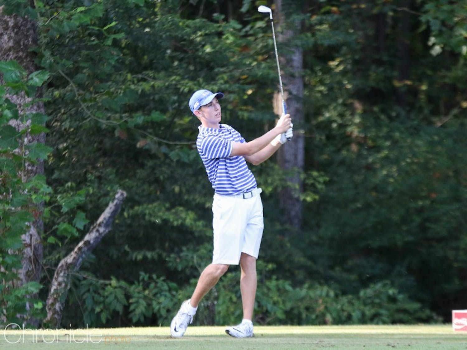 Junior Evan Katz finished the spring campaign as Golfweek's No. 11 ranked player in the country.