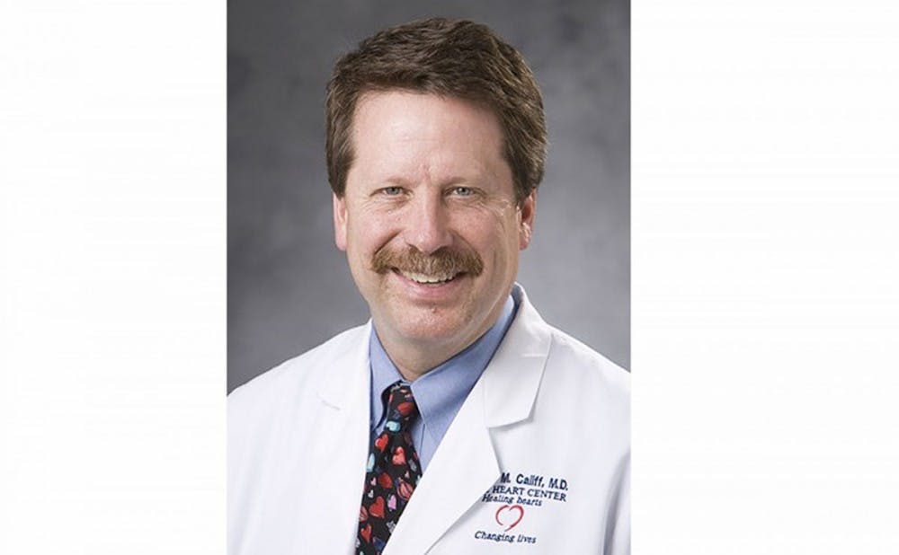 <p>Dr. Robert Califf, former vice chancellor for clinical and translational research and a renowned cardiologist, was nominated to be the next FDA commissioner.</p>