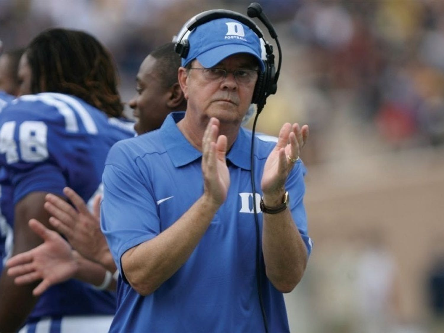 David Cutcliffe and company are just 8 days away from the opening kickoff against Charlotte.
