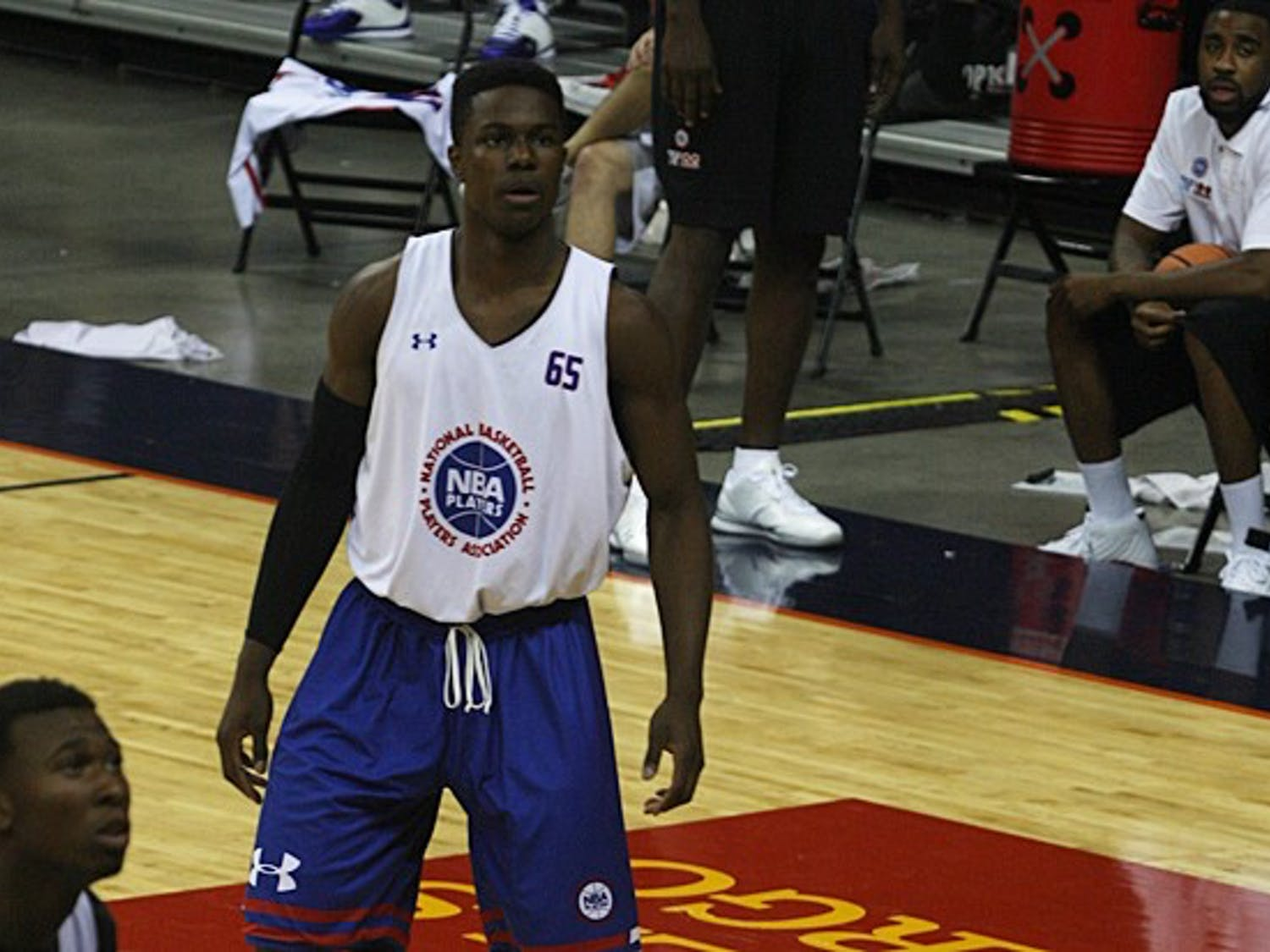 """At the NBPA Top 100 Camp in June, Semi Ojeleye told The Chronicle Duke """"has been coming on strong the past couple months."""""""